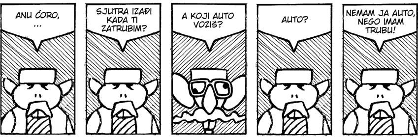 Strip Vesti